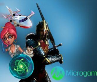 5 Slot Online Teratas dari Provider Microgaming